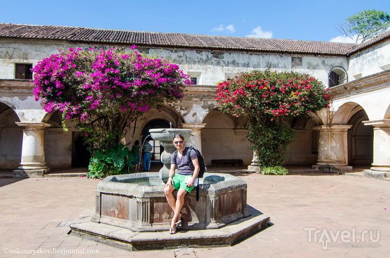 Монастырь капуцинов, Гватемала / Фото из Гватемалы