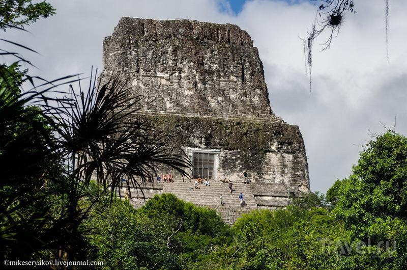Храм двухглавой змеи, Гватемала / Фото из Гватемалы