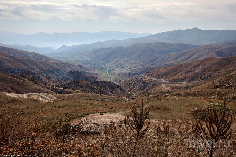 Селимский перевал, Армения / Фото из Армении