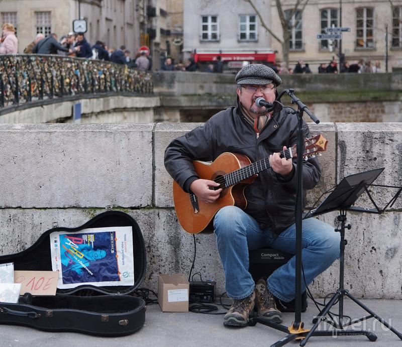 Париж: бомж-тур выходного дня / Франция