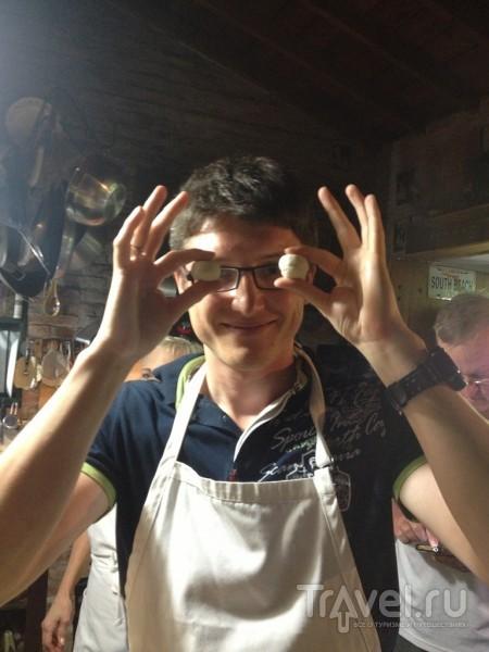 Taste of Argentina: Кулинарный день с Тереситой / Аргентина