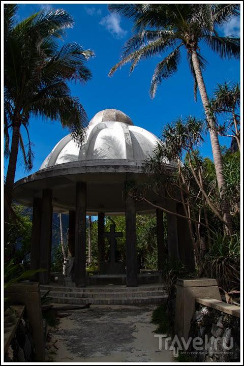 Matinloc Shrine в Эль-Нидо / Фото с Филиппин