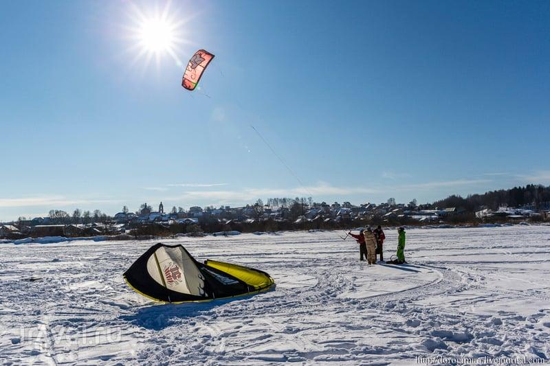 На Плещеевом озере, Переславль-Залесский / Фото из России