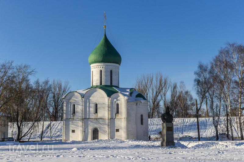 Спасо-Преображенский собор, Переславль-Залесский / Фото из России