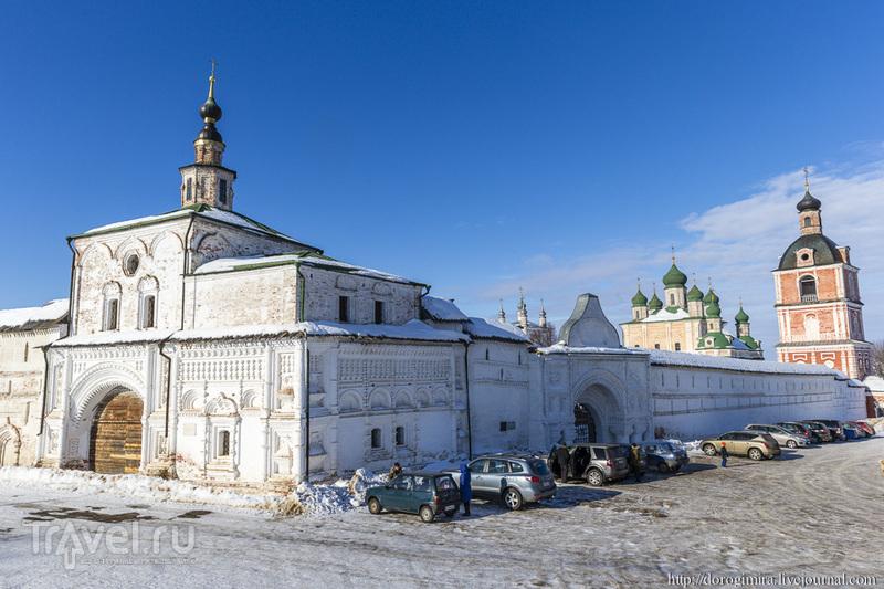 Горицкий монастырь, Переславль-Залесский / Фото из России