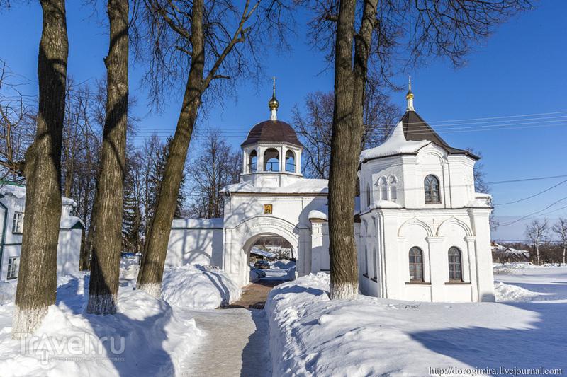 Федоровский монастырь, Переславль-Залесский / Фото из России