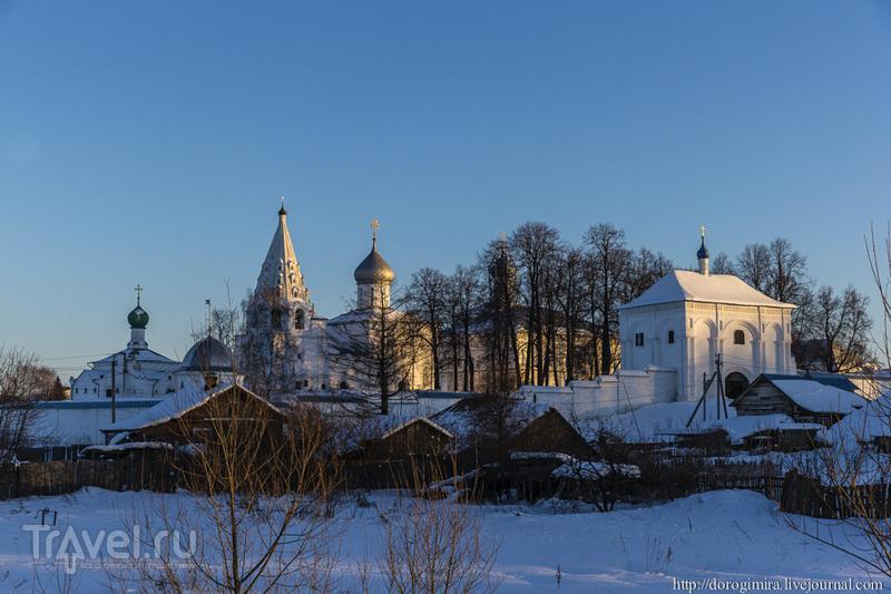 Свято-Троицкий Данилов монастырь, Переславль-Залесский / Фото из России