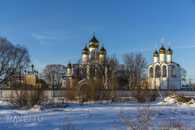 Никольский монастырь, Переславль-Залесский / Фото из России