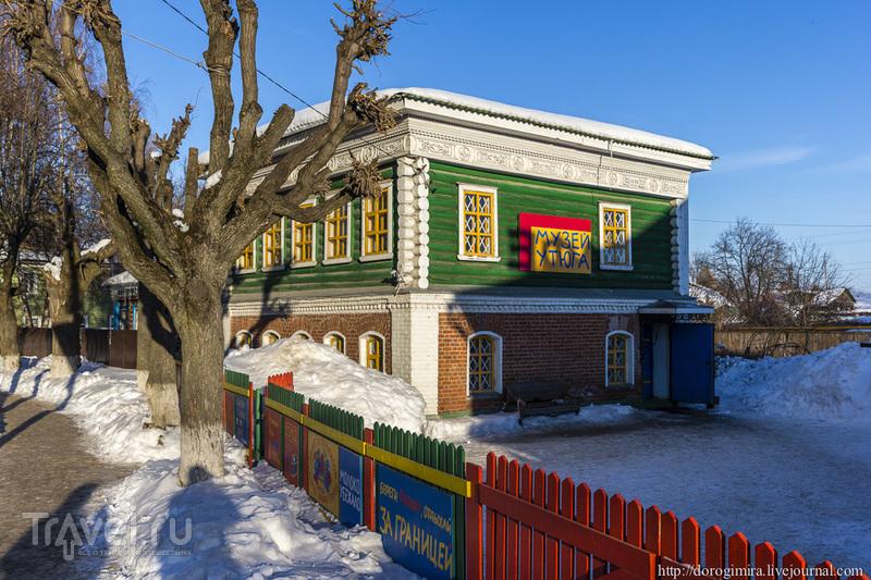 Музей утюга, Переславль-Залесский / Фото из России