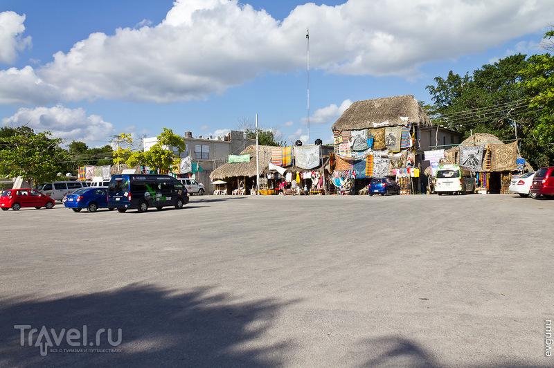 Поездки из Канкуна. Коба / Мексика