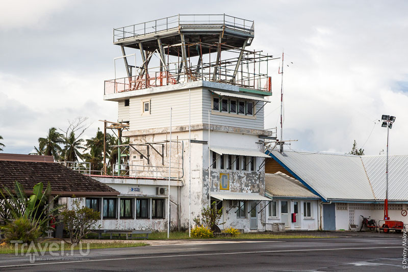 Аэропорт Уоллиса / Фото с островов Уоллис и Футуна