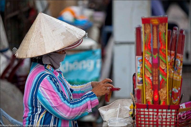 Декабрьский Сайгон / Фото из Вьетнама