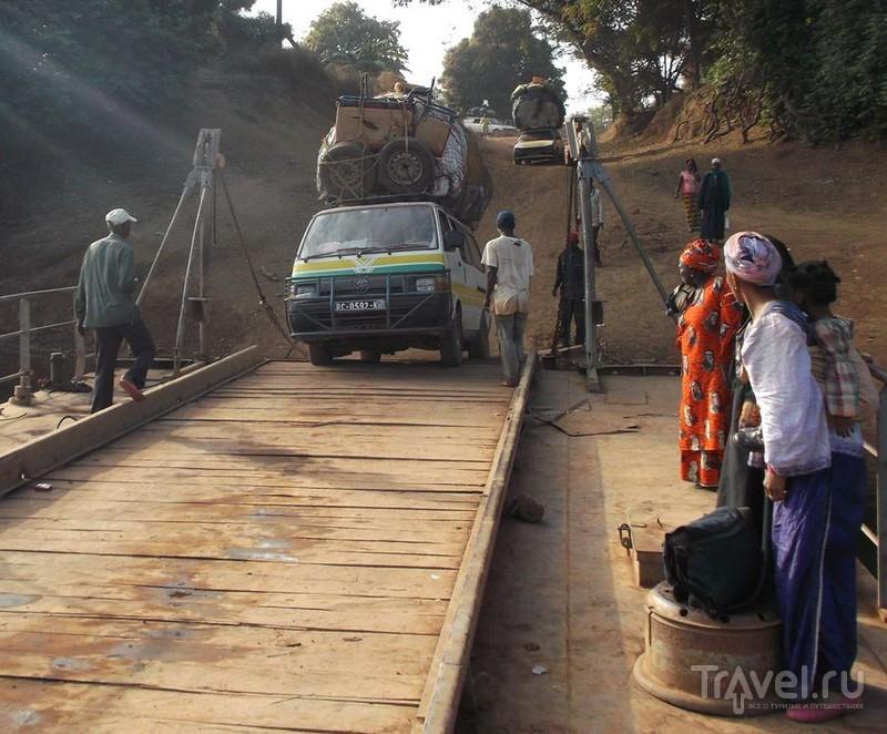Вторая беда западной Африки / Гвинея
