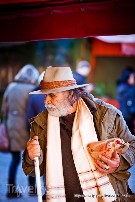 Виктуалиенмаркт - колоритный рынок в самом центре Мюнхена / Фото из Германии