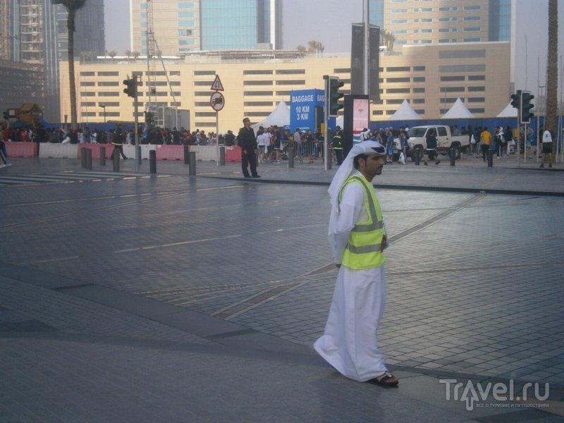 Дубай - город воздушных замков / ОАЭ