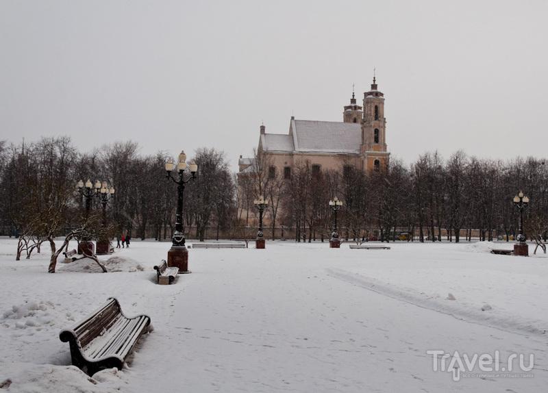 Костёл Святых Иакова и Филиппа, Вильнюс / Фото из Литвы