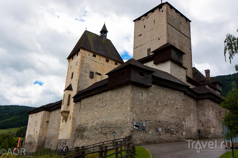 Замок Mauterndorf, Австрия / Фото из Австрии
