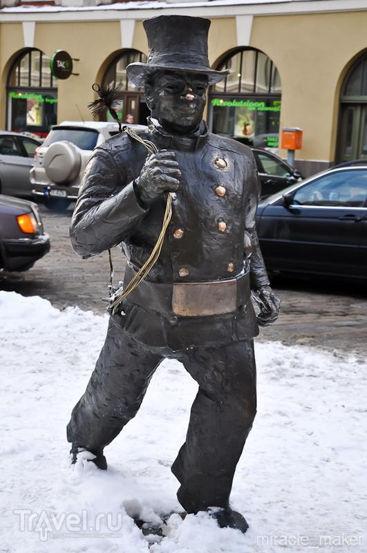 Таллин зимой / Фото из Эстонии