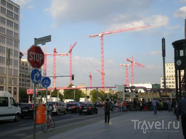 Берлин и Потсдам / Германия