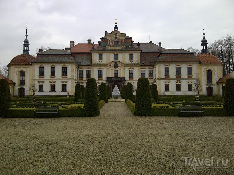 Замок Емниште / Чехия