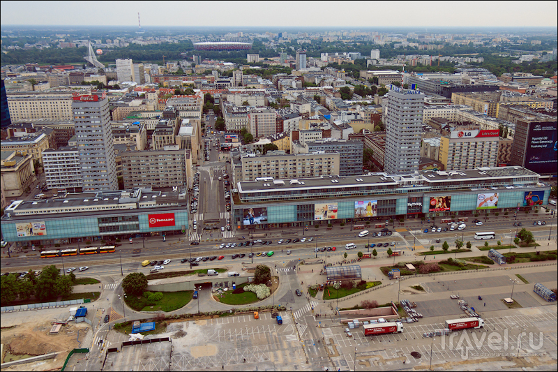 Варшава новая и старая / Фото из Польши