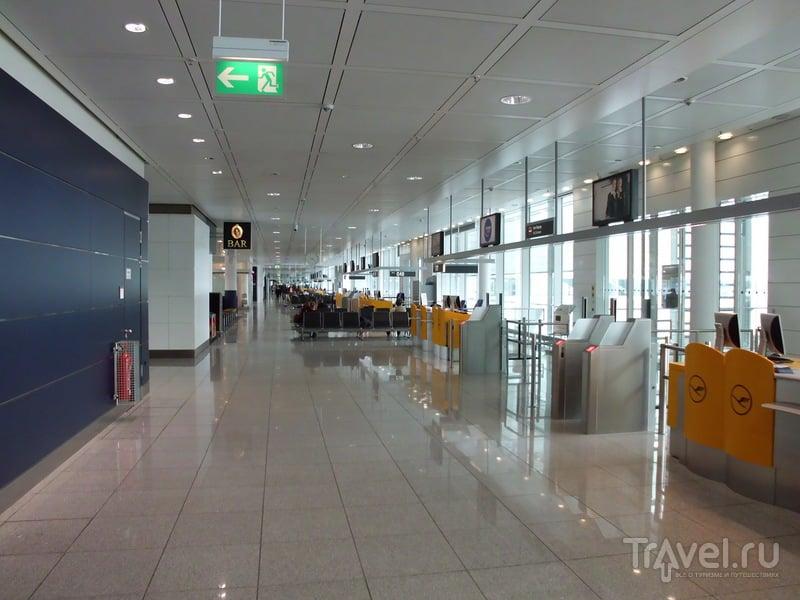Мюнхенский аэропорт / Германия
