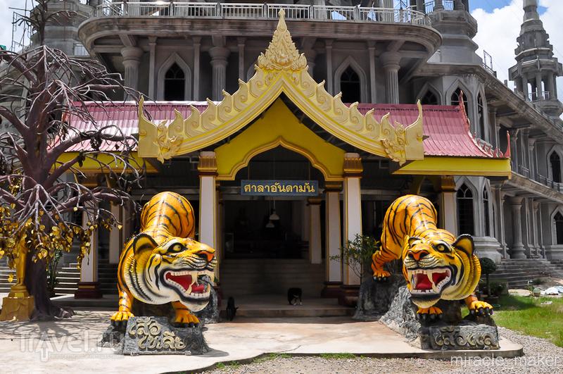 Храм Тигриной пещеры, Таиланд / Фото из Таиланда