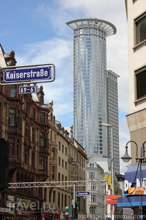 Таблички с названиями улиц. Европа / Германия