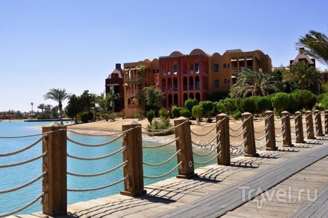 Sheraton Miramar. ЭльГуна / Египет