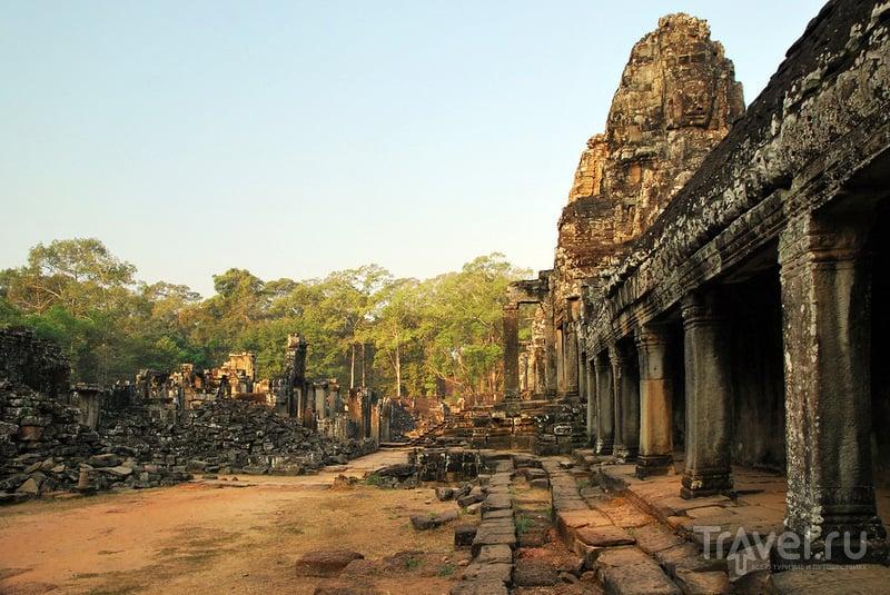Храм Байон (Bayon), Камбоджа / Фото из Камбоджи