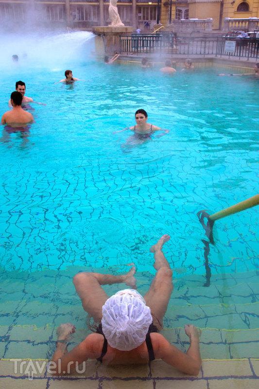 Будапештские лечебные купальни / Венгрия