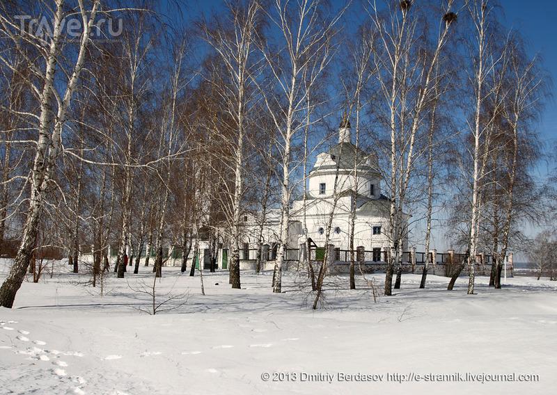 Церковь Казанской иконы Божией матери, Константиново / Фото из России