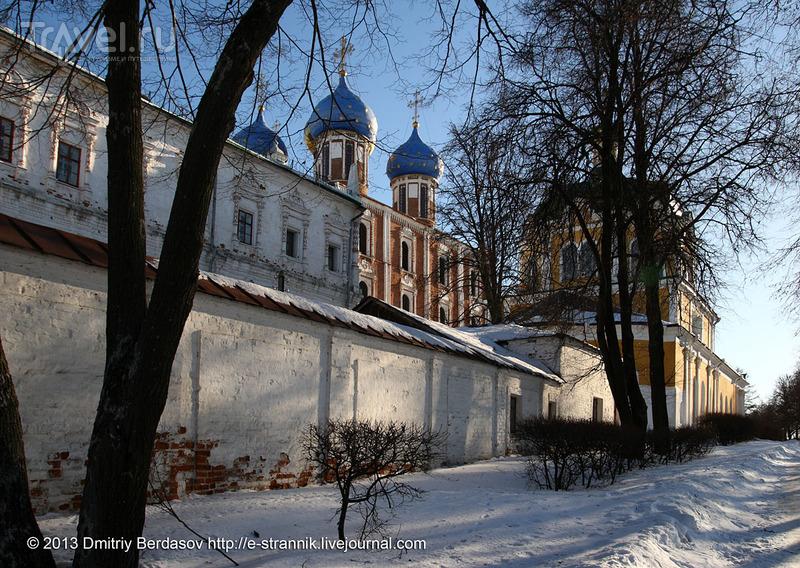 Рязанский Кремль в Рязани / Фото из России