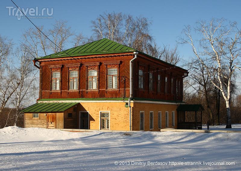 Дом для причта в Рязани / Фото из России