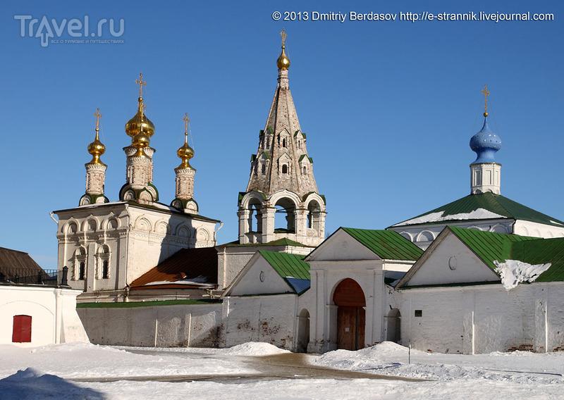 Спасо-Преображенский собор в Рязани / Фото из России
