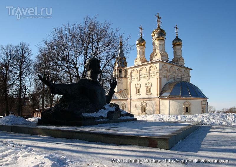 Храм Спаса-на-Яру в Рязани / Фото из России