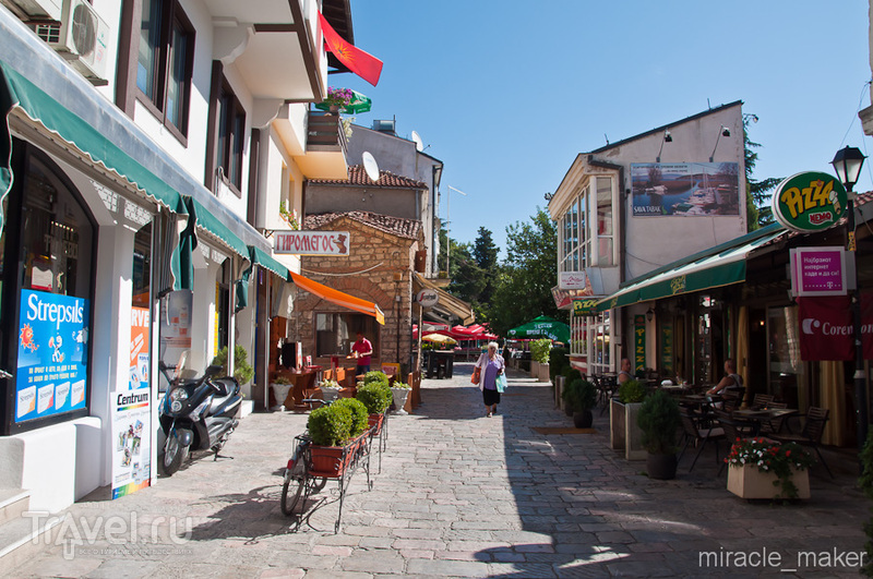 Охрид, Македония / Фото из Македонии