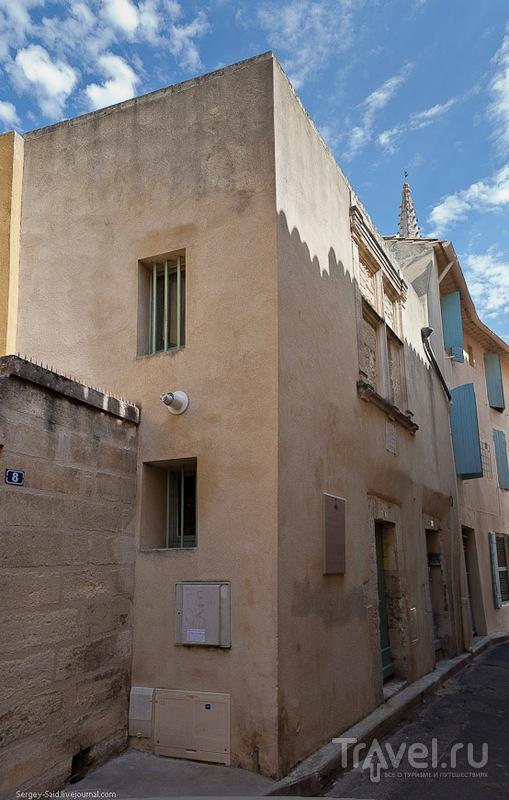 Дом Нострадамуса в Сен-Реми, Прованс / Фото из Франции