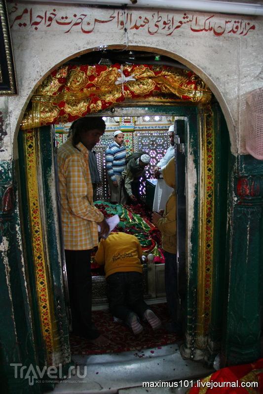 Святые шейхи из города Дели / Индия