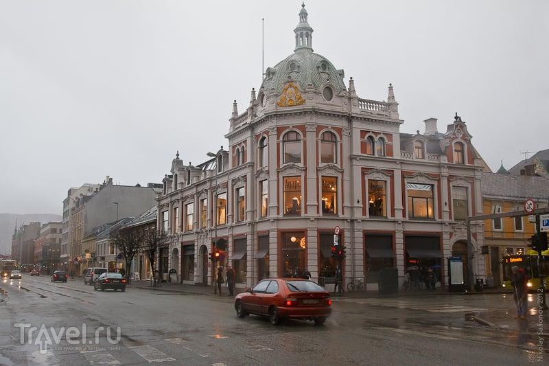 3000 километров по Норвегии. Тронхейм / Фото из Норвегии