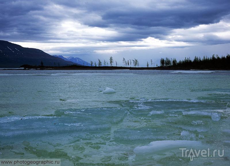 Озеро Глубокое / Россия