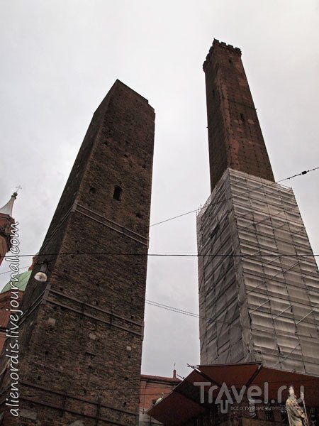 Падающие башни: не только Пиза / Польша