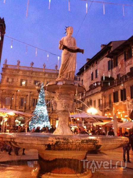 Новый год в Вероне / Италия