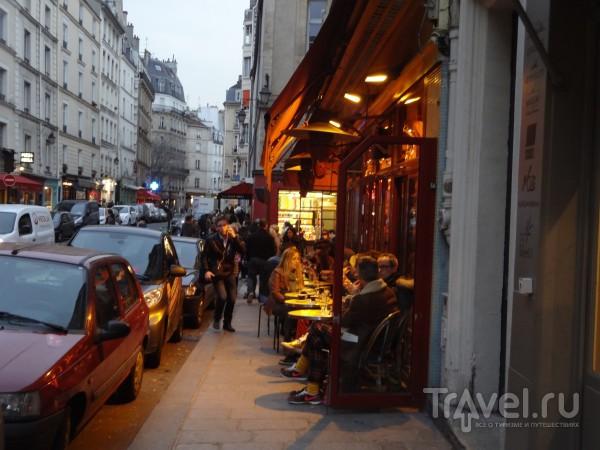 Блошиный рынок в Париже / Франция