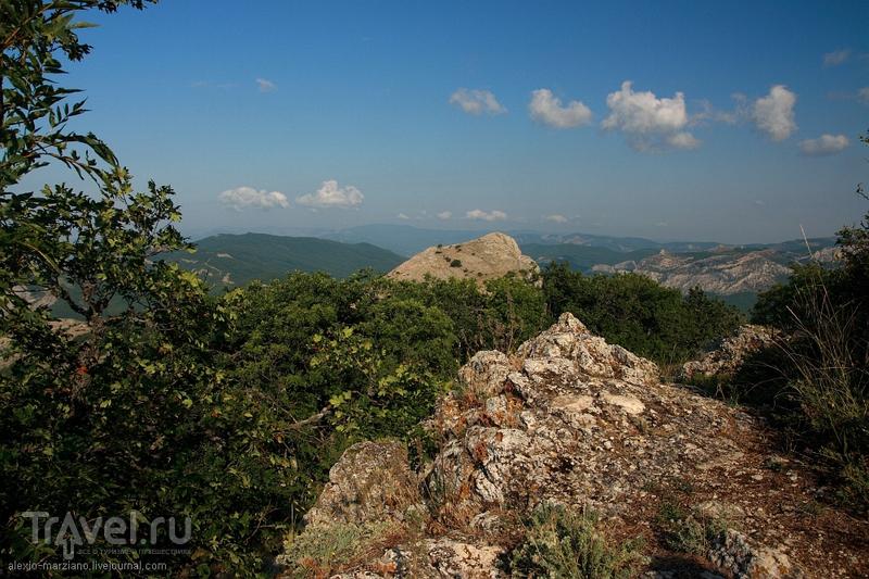 Вершина Эчкидага, Украина / Фото с Украины