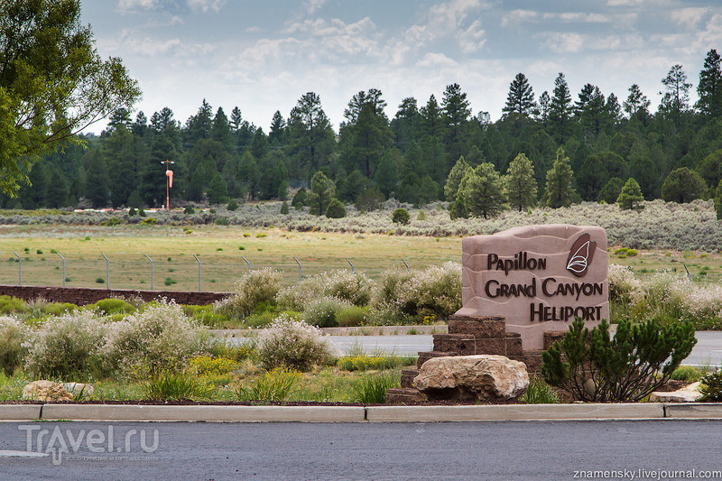 Гранд-Каньон, США / Фото из США