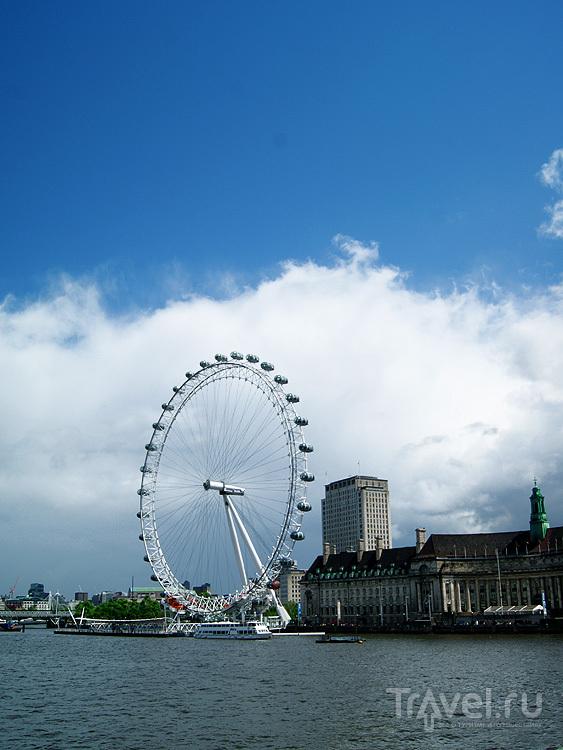 London Eye / Фото из Великобритании