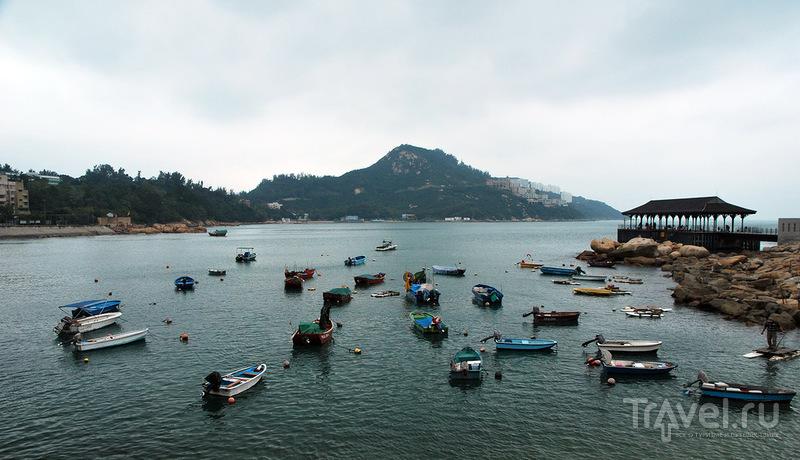Порт Абердин, Гонконг / Фото из Макао