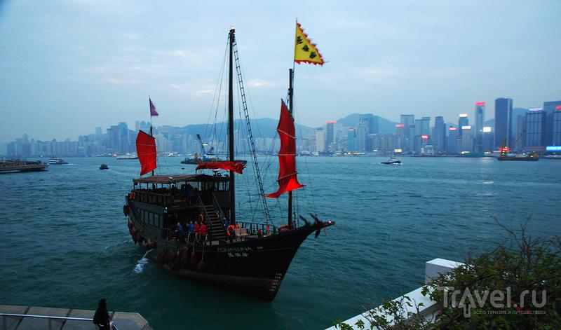Гонконг и Макао / Фото из Макао
