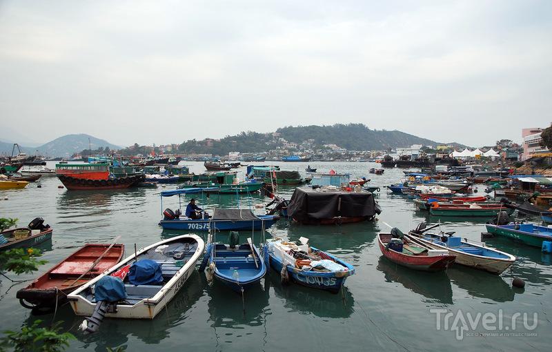 На острове Ченг Чау, Гонконг / Фото из Макао